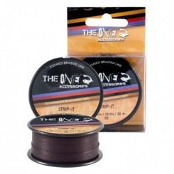 Fir Textil The One Strip It Removable Hooklink Silt 25lbs 20m 0,52 mm