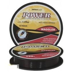 Fir Monofilament Energo Team Power Waggler, Rezistenta 5.9 kg, 150 m, 0.23 mm, Maro