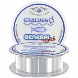Fir Monofilament Cralusso General Match, 150m, 0.12mm 2.24kg