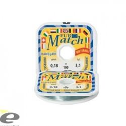 Fir Kamasaki Euro Match 0.25mm/100m