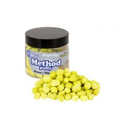 Pufarin Flotant Benzar Mix Method Puffy, Maxi, 180 ml, Miere/Ananas, fluo galben