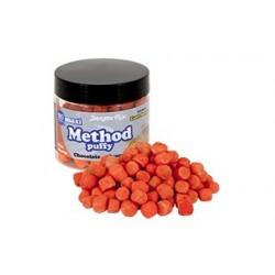 Pufarin Flotant Benzar Mix Method Puffy, Maxi, 180 ml, Ciocolata/Portocala, fluo Portocala