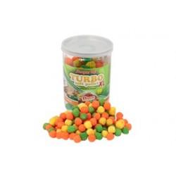 Pelete Benzar Mix Turbo Soft Pellet Xl Tutti Frutti, 50 gr