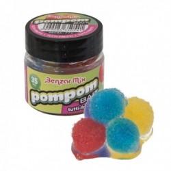 Benzar Mix Pom Pom Baits Afine, 35buc/cutie