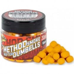 Pop Up Dumbell Critic Echilibrat Benzar Mix Method Smoke Wafter, Usturoi, Galben, 6 mm, 30 ml