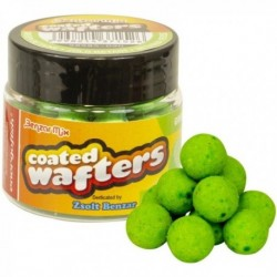Pop Up Critic Echilibrat Benzar Coated Wafters, 8mm, 50ml/borcan, Betaina Verde