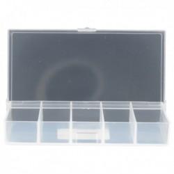 Cutie pentru Carlige EnergoTeam 5 Compartimente, 9.8x5x1.6cm