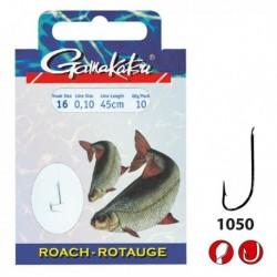 Carlige Legate 1050N Roach 0,10Mm 10Buc/Plic