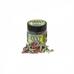 Momeli Artificiale Benzar Mix Jelly Baits, 30 ml/cutie Luminophore worm