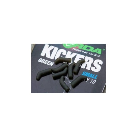 Korda Kicker Rig Aligner 10Buc/Plic L Verde