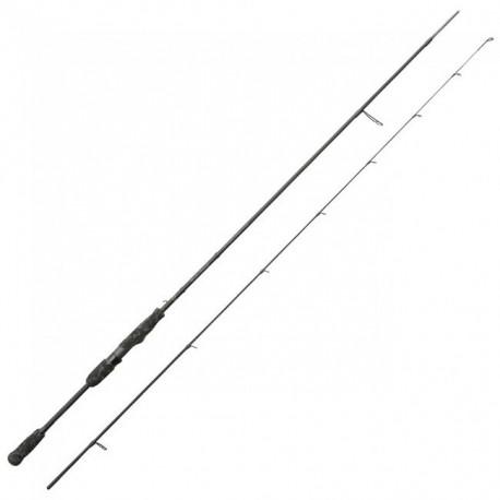 Lanseta Savage Gear Black Dropshot 2.33 m, 5-18 g, 2 Tronsoane
