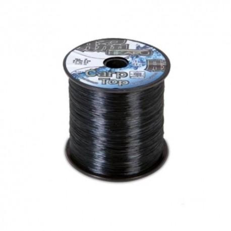 Fir Monofilament Lineaeffe Carp Top, Rezistenta 5 kg, 1200 m, 0.22 mm, Negru