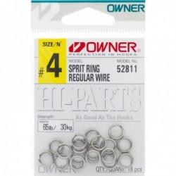 Inele Despicate Owner 52811 Nr.1 Split Ring Regular