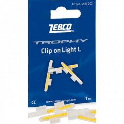 Starlet Zebco 5cm Trophy Clip on Light, 1buc/plic