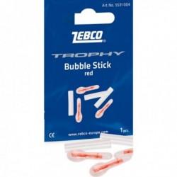 Starlet Zebco 3.7cm Trophy Bubble Stick Red, 1buc/plic