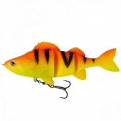 Swimbait Natural Perch Dam Effzett 140Mm Orange Perch
