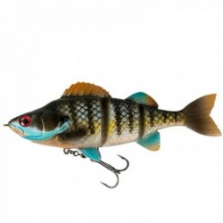Swimbait Natural Perch Dam Effzett 140Mm Blue Gill