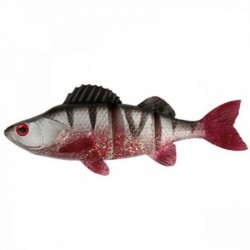 Swimbait Natural Perch Dam Effzett 140Mm Silver Perch