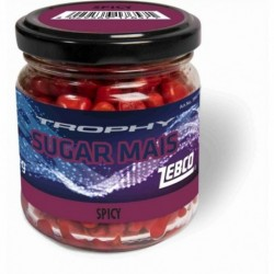 Porumb Zebco Trophy Sugar Mais Red Spicy 125 gr
