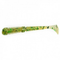 Swimbait Fanatik Boxer 3 75Mm 005 Moss Green, 8Buc/Plic