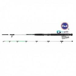Lanseta Dam Madcat White Clonk Teaser 2.1 m 150-200 gr, 2 Tronsoane
