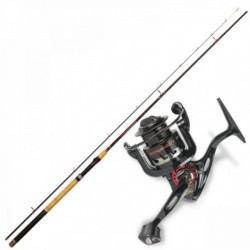Kit Lanseta Browning Argon Method Feeder MT 3.00m 50gr - Mulineta Browning Argon 340 FD