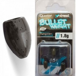 Bullet Tungsten Quantum 1.8gr 4street, 3buc/plic
