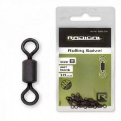 Vartej Radical Rolling Swivel, 10buc/plic