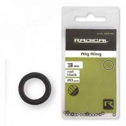 Inel Radical Rig Ring 3,1mm, 20buc/plic