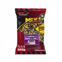 Macro Seminte Squid/Krill 800 gr
