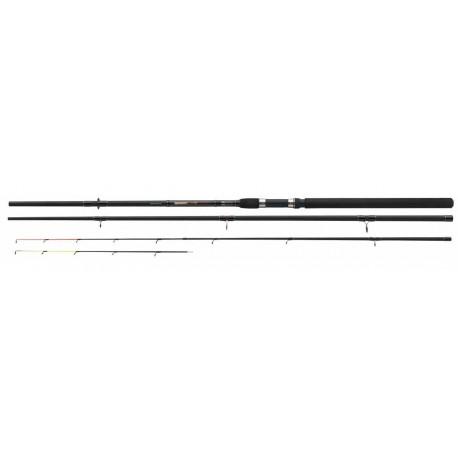 Lanseta Cormoran Sportline Feeder 3.60M 50-150G 3+2Buc.