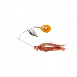 Spinner Savage Gear Da Bush 21Gr Sinking Fluo Orange